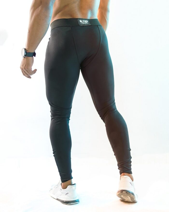 Lycra pantalon negra