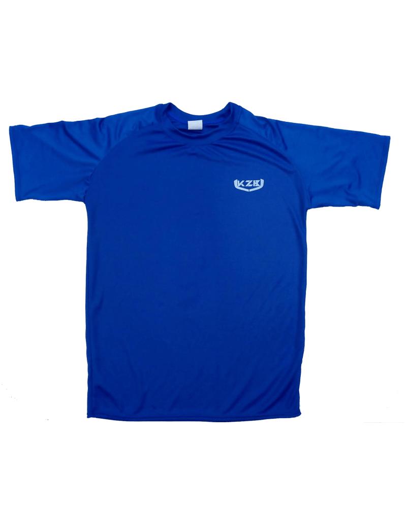 sueter basic azul