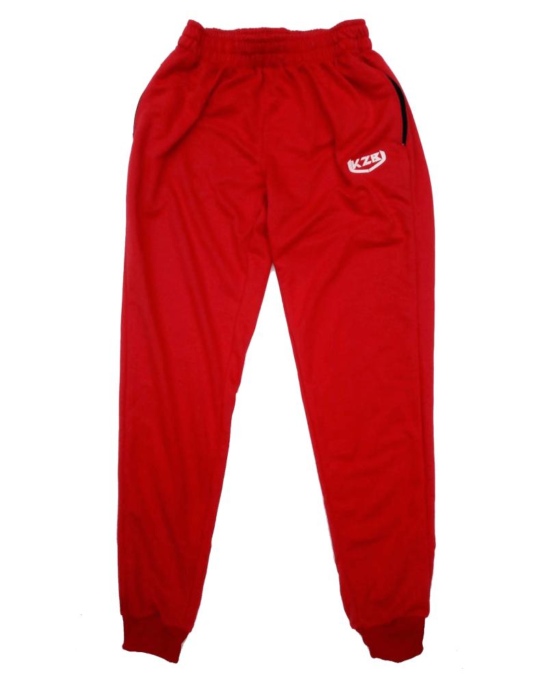 jogger rojo