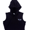 top de capucha negro-