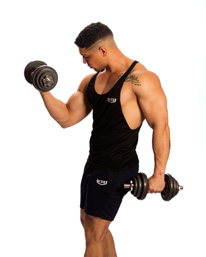stringer camisilla gym bodibuilder