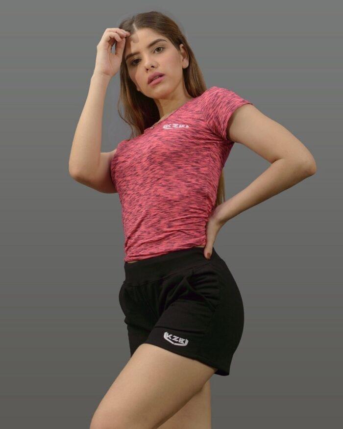blusa rojo jasp