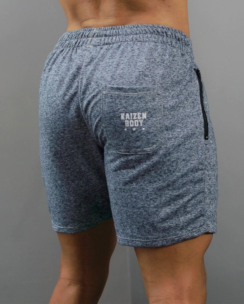 pantaloneta gris osuro